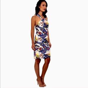 Tommy Bahama Island Paradise halter dress NWT
